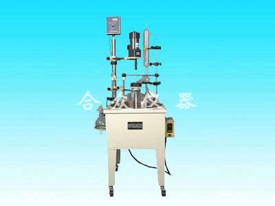 HZ系列单层玻璃反应釜-孝义合众